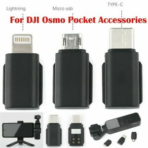 Mobile-Phone-OSMO-Pocket-Adapter-Connector-Type-C-Pour-DJI-Osmo-Pocket-Accessory