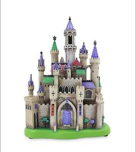 Aurora Castle Light-Up Limited Release Sleeping Beauty Castle Disney Collection
