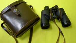 CANON 7x35 BINOCULARS - MADE IN JAPAN **Great Glass** - FREE SHIPPING