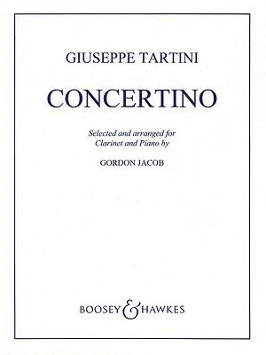 Concertino In F For Clarinet And Piano Chamber Music New 048009595 Wind & Woodwinds Musical Instruments & Gear