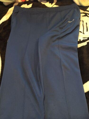 Blue Flower Adidas Sweats