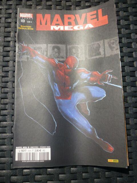 Marvel Méga N°19: Secret war 1 & 2/ Panini Comics-Marvel, Février 2005