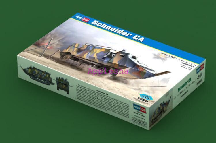 Hobbyboss 1 35 83861 Schneider CA Model Kit