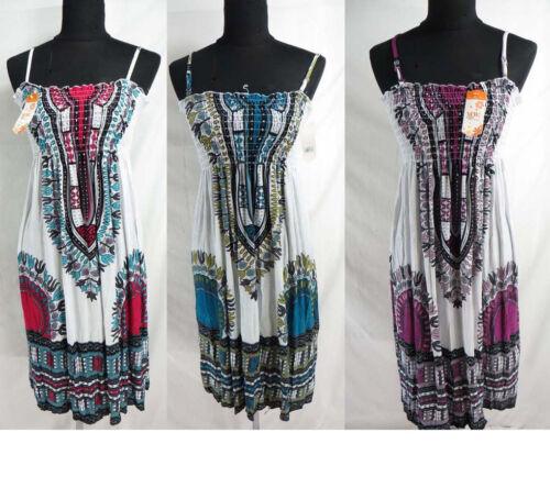 lot of 4 wholesale summer sundress short dress wholesale summer women