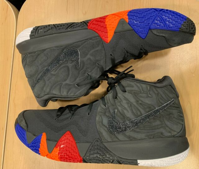 check out 3962b a892c Nike Kyrie 4 Irving Year of The Monkey Anthracite Grey Size 14 ...