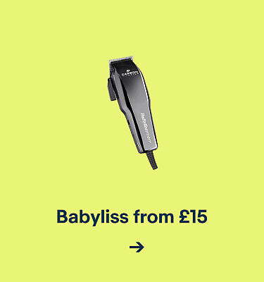 Babyliss From £15