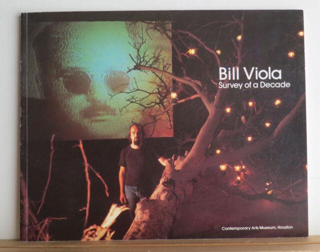 Bill Viola: Survey of a Decade 1988 Boyle Contemporary Video Artist New Media