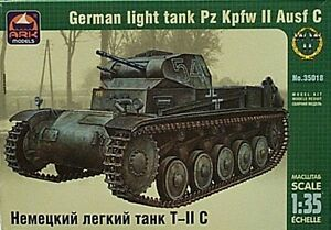 Ark-1-35-Pz-Kpfw-II-Ausf-C-WWII-German-Light-Tank-35018