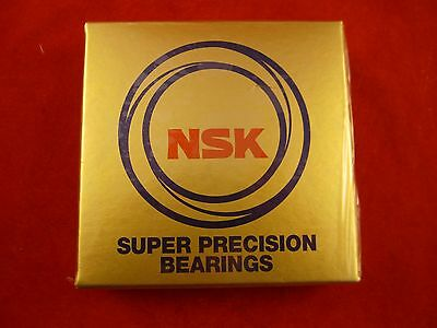 NSK Precision Angular Contact Bearing 7014A5TYNSULP4