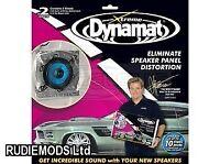 Dynamat Xtreme Speaker Sound Deadening Speaker Pack 2 Sheets