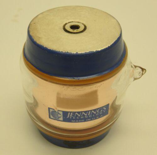 AMAT 0630-01368 Vacuum Capacitor 15kV 210pF 40A Jennings JCSF-210-15S Fixed Cap.