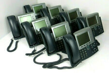 Lot Of 8 Cisco Cp 7941g Unified Ip Phone Poe 7941 Great Condition