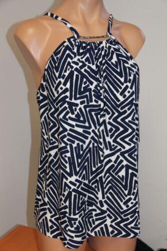 bagno da Tankini Suit Magic Costume alto By blu Miraclesuit Collo Top 14 Nwt scuro Sz TwpYXBqw