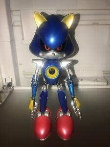 Rare Jazwares Sonic The Hedgehog Metal Sonic 10 Inch Figure Ebay