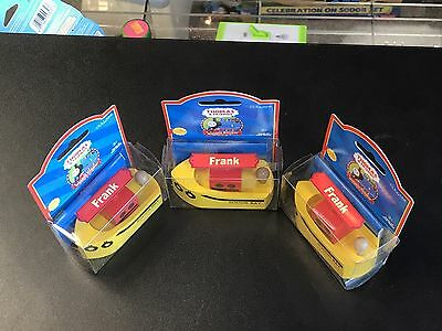 Thomas and Friends Wooden Railway Frank (Boat) '97 (In box)