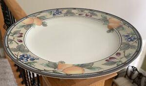 Mikasa-Intaglio-GARDEN-HARVEST-11-1-8-034-Dinner-Plates-Set-of-3