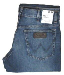 WRANGLER-Jeans-Texas-Stretch-Blau-Groesse-waehlbar-Billie-Jean-W1218299T-1-Wahl