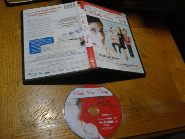 Whole New Thing (DVD, 2007,