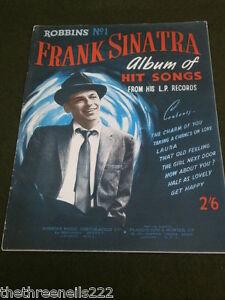 ORIGINAL-SHEET-MUSIC-FRANK-SINATRA-ALBUM-OF-HIT-SONGS