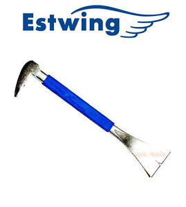 ESTWING-10-034-25cm-Moulding-Claw-Nail-Pin-Puller-Pry-Removing-Bar-Hand-Tool-MP250G