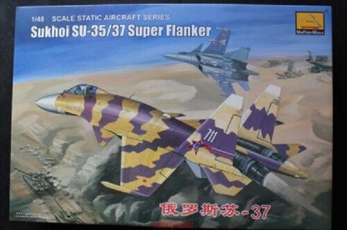 MiniHobby 1//48 80309 Su-35//37 Super Flanker Assembly model