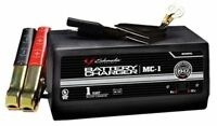 Schumacher Mc-1 6/12 Volt Manual Trickle Battery Charger, New, Free Shipping on Sale