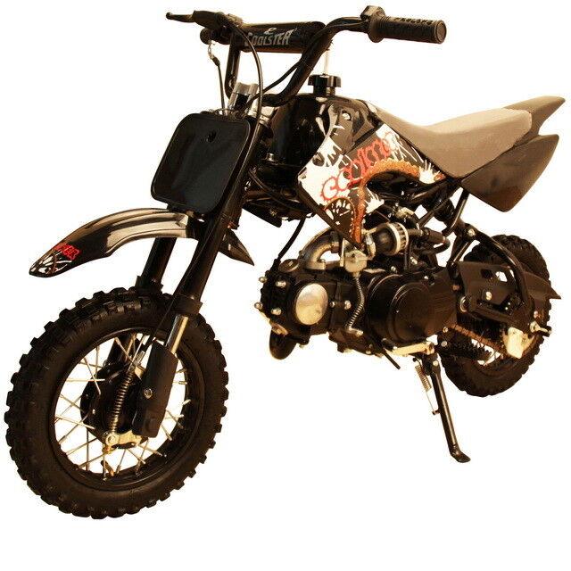 70cc Kid Dirt Bike 4 Stroke Kid CRF Style Gas Poket Bike H01 DB70