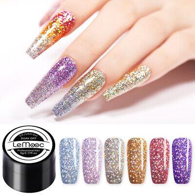 lemooc 5ml platinum gel nail polish nail uv gel polish