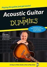 ACOUSTIC GUITAR FOR DUMMIES - DVD NEUF NEW NEU