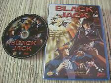 DVD SERIE ANIME BLACK JACK OSAMU TEZUKA VOLUMEN 5 USADO EN BUEN ESTADO