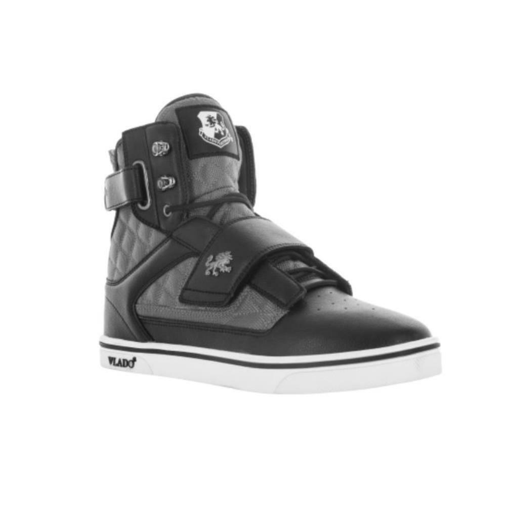 Men Vlado Footwear scarpe Atlas Atlas Atlas II Fashion nero Dimensione 8.5 26555e