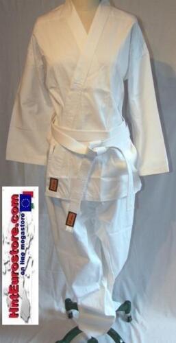 kimono DA karate  CM 150 in Cotone Bianco El Jem     karategi