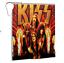 Home-Decor-New-Kiss-Band-Bathroom-Waterproof-Fabric-Shower-Curtain-60-x-72-Inch miniature 1