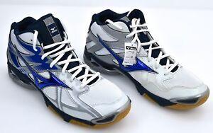 Wave 4 Sneaker V1ga156524 Difetto Bolt Uomo Sportiva Volley Mizuno Scarpa Mid RYqnw7