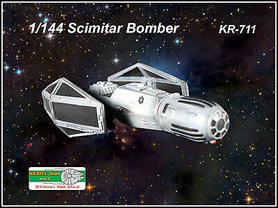 Scimitar Bomber 1 144 Kessel Run Kits