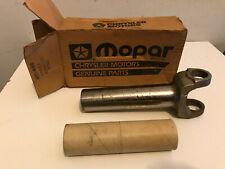 Nos Mopar 727 Transmission Yoke 1970 Amp Up Part 4384586