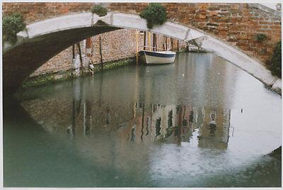 Oversized VINT.1990s Italy VENICE art photo