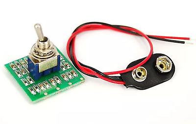 ARTEC EX3 Guitar Parts Electronics ACTIVE CIRCUIT ONBOARD Tone Expander