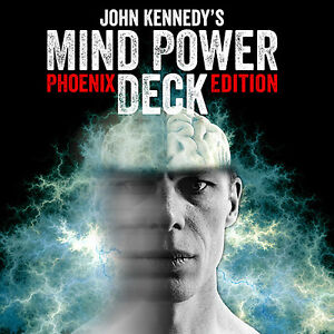 Mind Power Deck by John Kennedy - unerklärliches Gedankenlesen