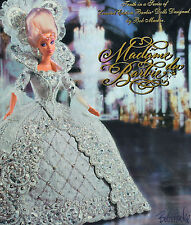 ♥ NRFB RAR TOP LIMITED EDITION 1997 Bob Mackie Designer Madame du BARBIE SOGNO