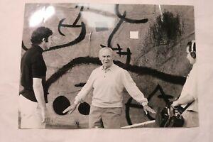 Joan-Miro-fondation-Maeght-18-x-12-5-cm-argentique-originale