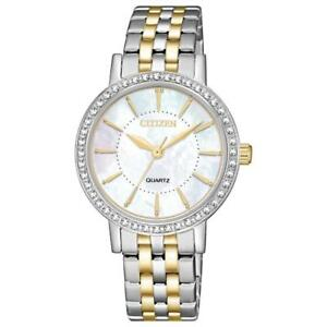Citizen Quartz Womens Watch EL3044-89D Greater Montréal Preview