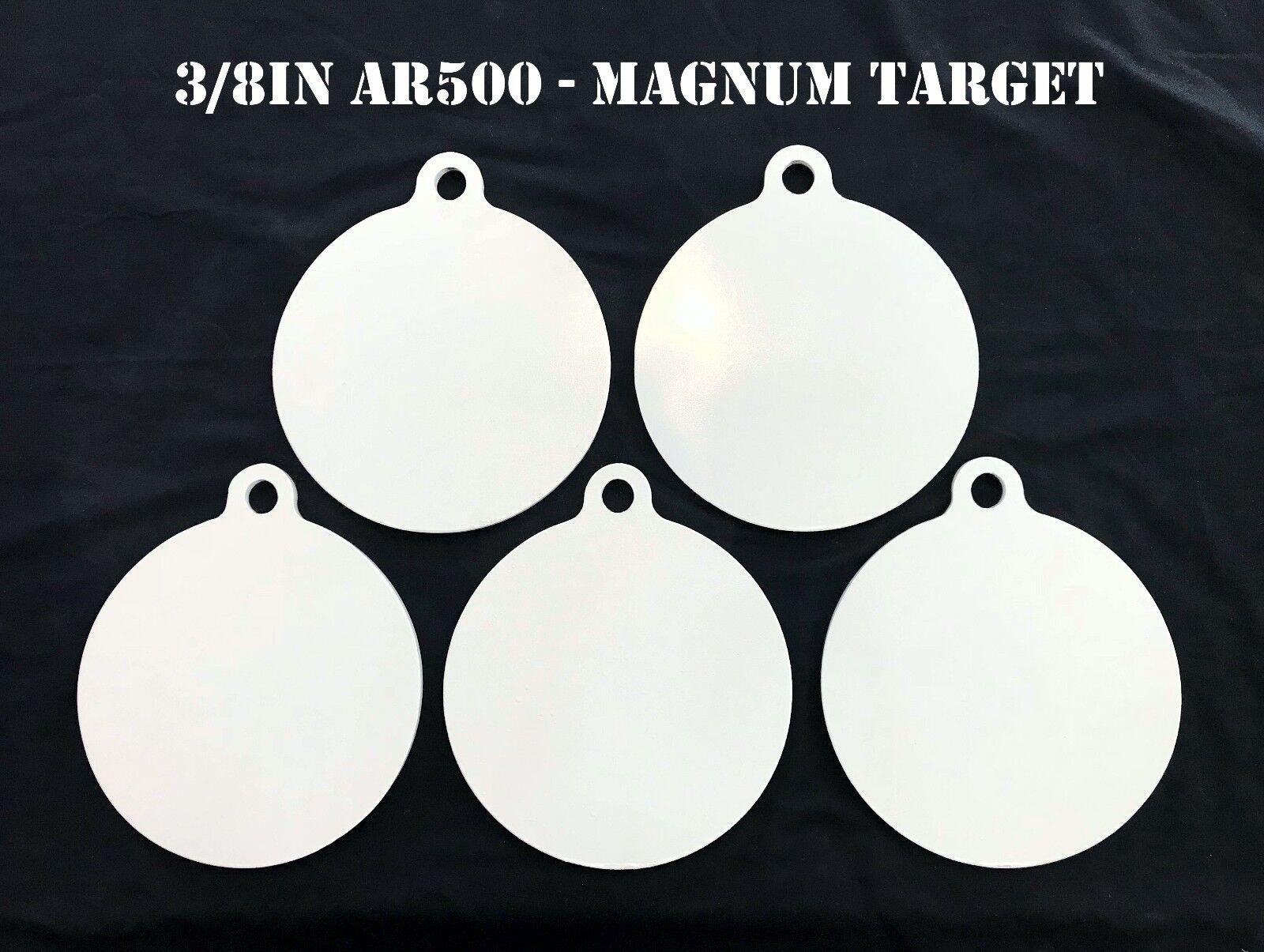 8 in (approx. 20.32 cm) cm) cm) de diámetro. AR500 Acero objetivos de disparo de acero objetivos Gong - - objetivos de pistola - 5pc f5c323
