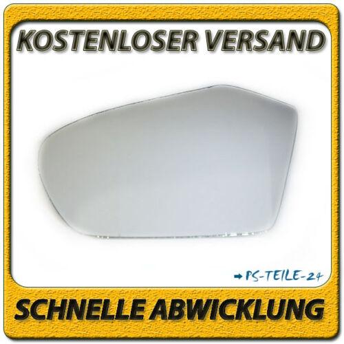 W245 04-08 links sphärisch fahrerseite spiegel spiegelglas für MERCEDES W169