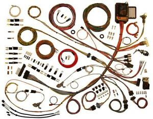 details about 1953 56 ford f100 classic update wiring harness complete kit 510303  ford truck wiring harness #9