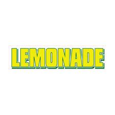 Food Truck Decals Lemonade Concession Restaurant Die Cut Vinyl Sticker E25