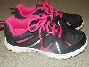 DANSKIN NOW WOMENS SIZE 4 BLACK AND