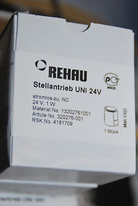 Stellantrieb stromlos geschlossen thermal actuator Fußbodenheizung 230V nc #834