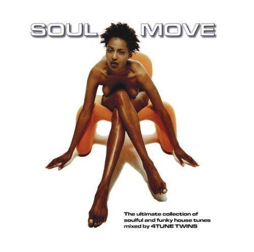 4Tune Twins   CD   Soul move (mix, 2005, digi)