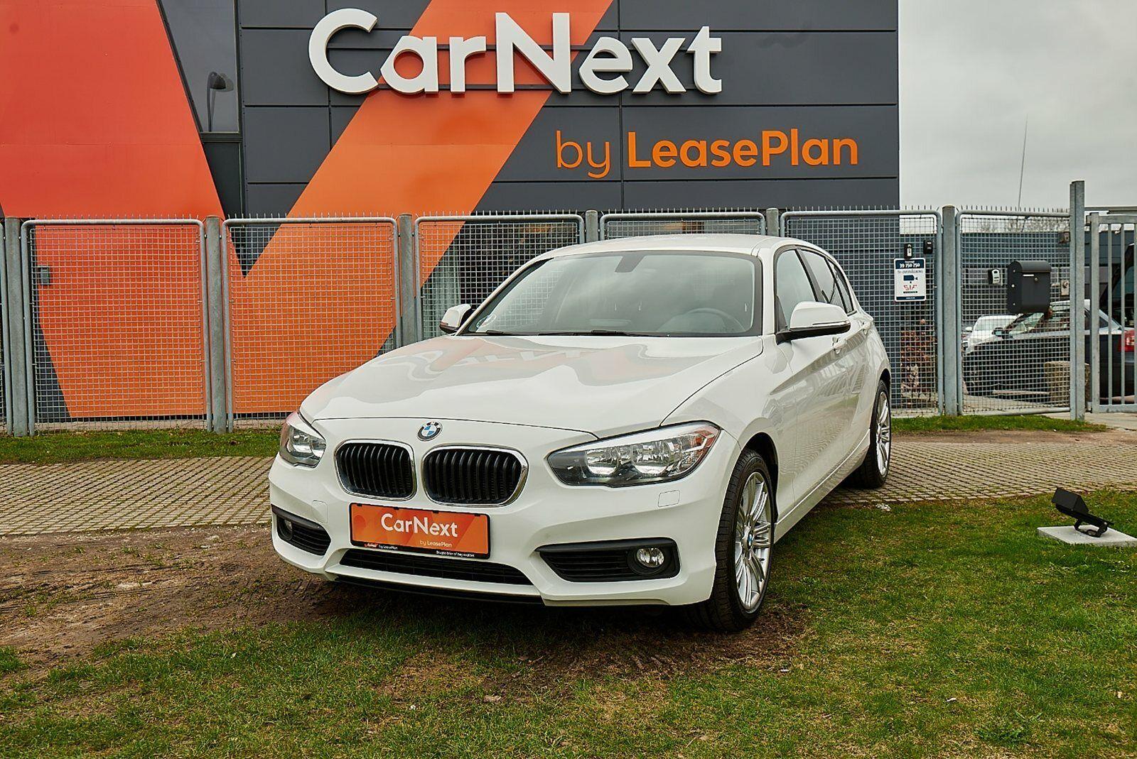 BMW 118d 2,0  5d - 189.900 kr.